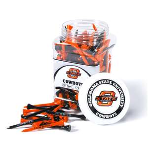 Oklahoma State University Cowboys Golf 175 Tee Jar 24551