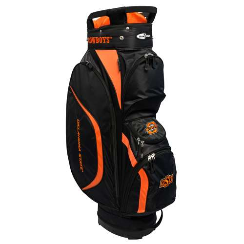 Oklahoma State University Cowboys Golf Clubhouse Cart Bag 24562