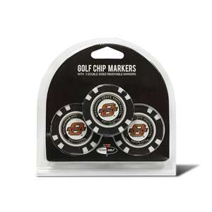 Oklahoma State University Cowboys Golf 3 Pack Golf Chip 24588