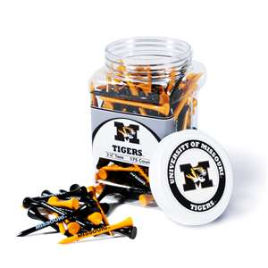 University of Missouri Tigers Golf 175 Tee Jar 24951
