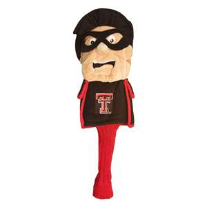 Texas Tech Red Raiders Golf Mascot Headcover  25113