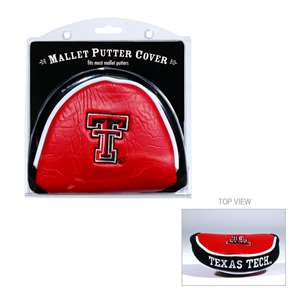 Texas Tech Red Raiders Golf Mallet Putter Cover 25131