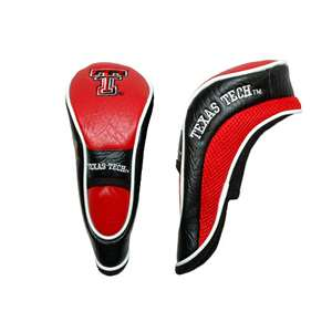 Texas Tech Red Raiders Golf Hybrid Headcover
