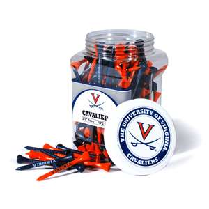 University of Virginia Cavaliers Golf 175 Tee Jar 25451