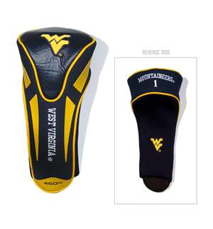 University of West Virginia Mountaineers Golf Apex Headcover 25668