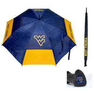 University of West Virginia Mountaineers Golf Umbrella 25669