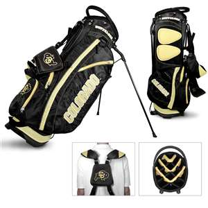 University of Colorado Buffaloes Golf Fairway Stand Bag 25728
