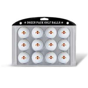 Iowa State University Cyclones Golf Dozen Ball Pack 25903