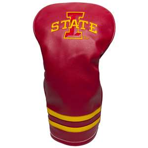Iowa State University Cyclones Golf Vintage Driver Headcover