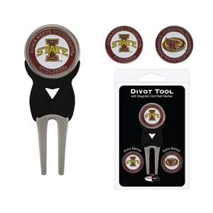 Iowa State University Cyclones Golf Signature Divot Tool Pack  25945