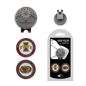 Iowa State University Cyclones Golf Cap Clip Pack 25947