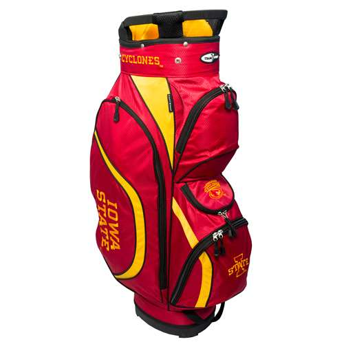Iowa State University Cyclones Golf Clubhouse Cart Bag 25962