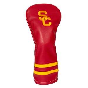 University of Southern California USC Trojans Golf Vintage Fairway Headcover 27226