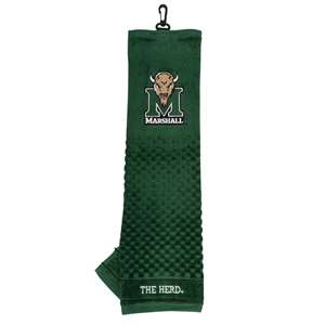 Marshall University Thundering Herd Golf Embroidered Towel 27310