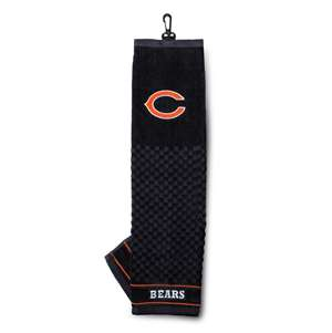 Chicago Bears Golf Embroidered Towel 30510