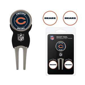 Chicago Bears Golf Signature Divot Tool Pack  30545