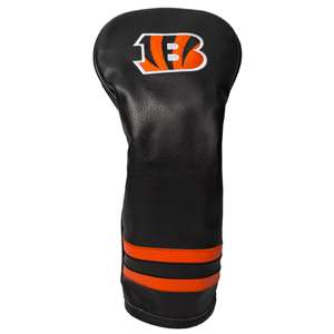 Cincinnati Bengals Golf Vintage Fairway Headcover 30626