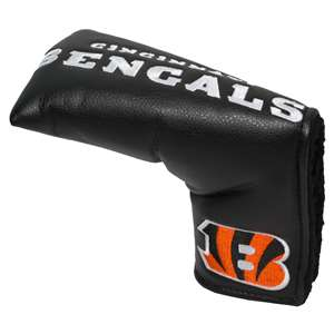 Cincinnati Bengals Golf Tour Blade Putter Cover 30650