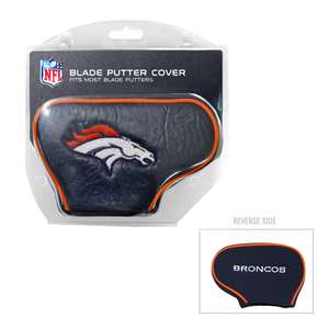 Denver Broncos Golf Blade Putter Cover 30801