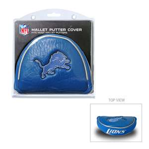Detroit Lions Golf Mallet Putter Cover 30931