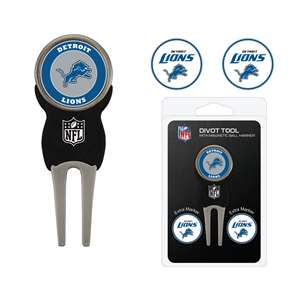 Detroit Lions Golf Signature Divot Tool Pack  30945