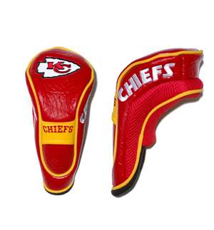 Kansas City Chiefs Golf Hybrid Headcover