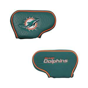 Miami Dolphins Golf Blade Putter Cover 31501