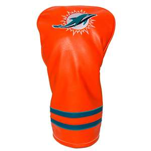 Miami Dolphins Golf Vintage Driver Headcover 31511