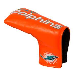 Miami Dolphins Golf Tour Blade Putter Cover 31550