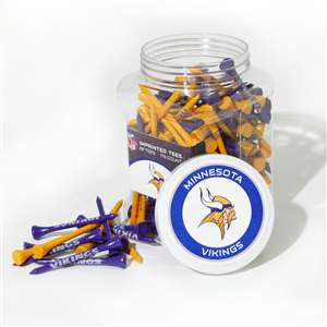 Minnesota Vikings Golf 175 Tee Jar 31651