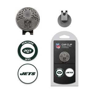 New York Jets Golf Cap Clip Pack 32047