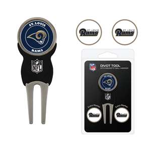 Los Angeles Rams Golf Signature Divot Tool Pack  32545