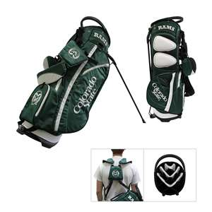 Colorado State University Rams Golf Fairway Stand Bag