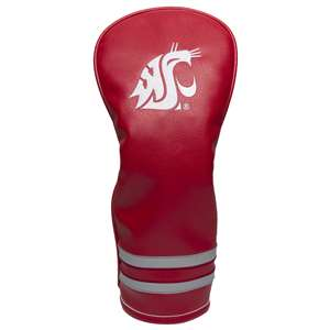 Washington State University Cougars Golf Vintage Fairway Headcover 46226