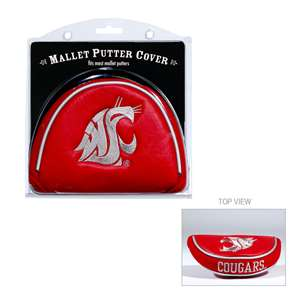 Washington State University Cougars Golf Mallet Putter Cover 46231