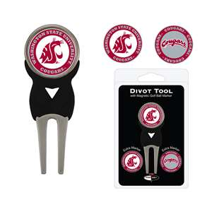 Washington State University Cougars Golf Signature Divot Tool Pack  46245