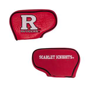 Rutgers University Scarlet Knights Golf Blade Putter Cover 46801