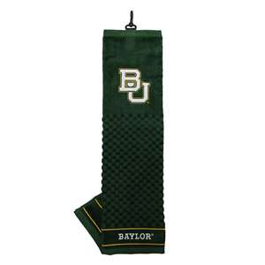 Baylor University Bears Golf Embroidered Towel 46910