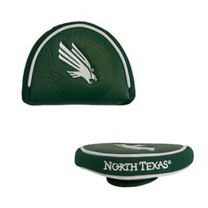 North Texas State University Mean Green Golf Mallet Putter Cover 50231