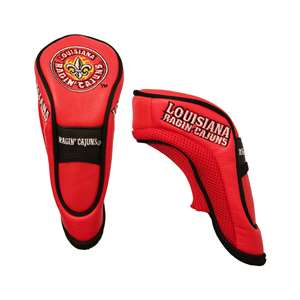 University of Louisiana Lafayette Ragin Cagin Golf Hybrid Headcover