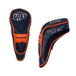 UTEP Miners Golf Hybrid Headcover