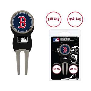 Boston Red Sox Golf Signature Divot Tool Pack  95345