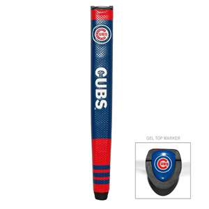 Chicago Cubs Golf Putter Grip