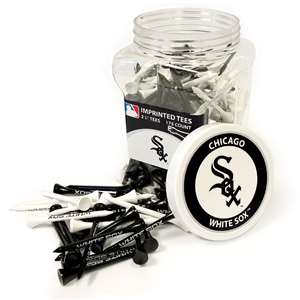 Chicago White Sox Golf 175 Tee Jar 95551