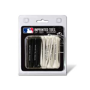 Chicago White Sox Golf 50 Tee Pack 95555
