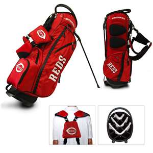 Cincinnati Reds Golf Fairway Stand Bag 95628