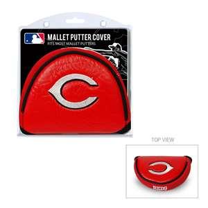 Cincinnati Reds Golf Mallet Putter Cover 95631