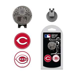 Cincinnati Reds Golf Cap Clip Pack 95647