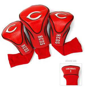Cincinnati Reds Golf 3 Pack Contour Headcover 95694