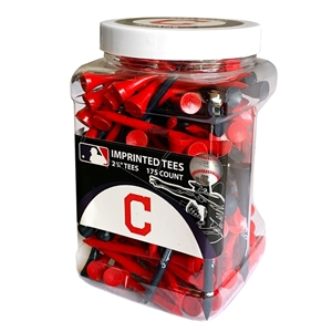 Cleveland Indians Golf 175 Tee Jar 95751